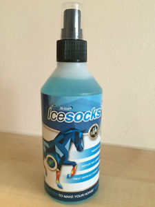 Equi-N-ice Ice Socks Coolant Spray (250ml)